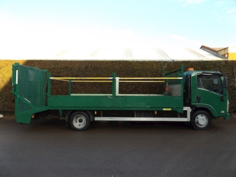 Isuzu NQR  5.2 PLANT / DROPSIDE / BEAVER TAIL / RECOVERY WITH HYDRAULIC RAMP