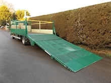 Isuzu NQR  5.2 PLANT / DROPSIDE / BEAVER TAIL / RECOVERY WITH HYDRAULIC RAMP - Thumb 4