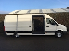 2008 Volkswagen Crafter CR35 2.5 LWB - TWIN SIDE DOORS - Thumb 0