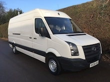 2008 Volkswagen Crafter CR35 2.5 LWB - TWIN SIDE DOORS - Thumb 1