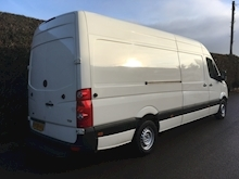 2008 Volkswagen Crafter CR35 2.5 LWB - TWIN SIDE DOORS - Thumb 4