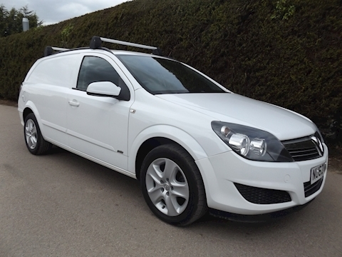 2012 Vauxhall Astra Sportive 1.7 Cdti Car Derived Van