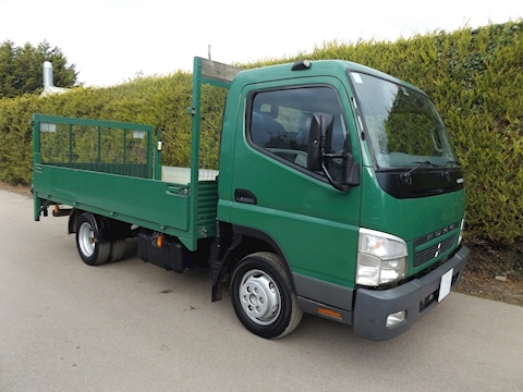 2010 Mitsubishi Fuso Canter 35 3C13-30 DROPSIDE - TAIL LIFT