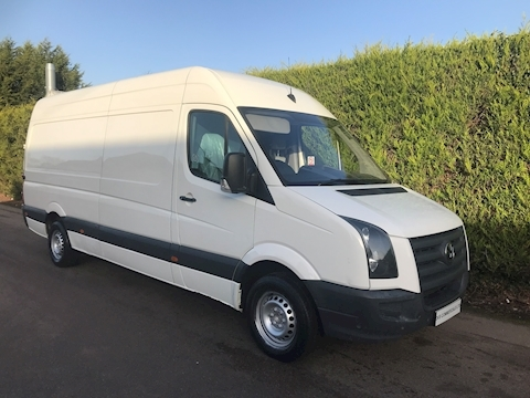 2011 Volkswagen Crafter CR35 2.5 Tdi LWB HIGH ROOF PANEL VAN
