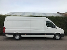 2011 Volkswagen Crafter CR35 2.0 Tdi LWB HIGH ROOF PANEL VAN - Thumb 4