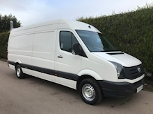 2011 Volkswagen Crafter CR35 2.0 Tdi LWB HIGH ROOF PANEL VAN - Thumb 0