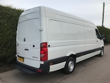 2011 Volkswagen Crafter CR35 2.0 Tdi LWB HIGH ROOF PANEL VAN - Thumb 3