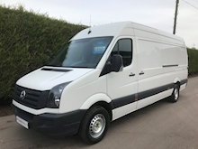 2011 Volkswagen Crafter CR35 2.0 Tdi LWB HIGH ROOF PANEL VAN - Thumb 1