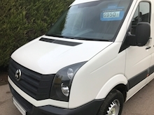 2011 Volkswagen Crafter CR35 2.0 Tdi LWB HIGH ROOF PANEL VAN - Thumb 8