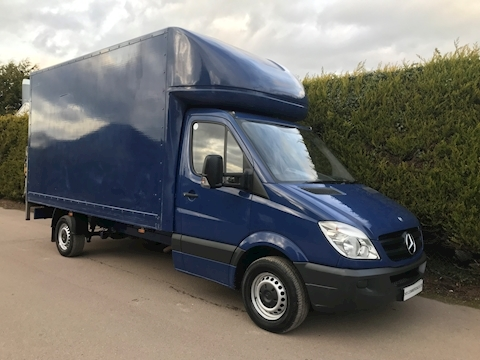 Mercedes Sprinter 313 Cdi LWB LUTON TAIL LIFT