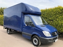 2011 Mercedes Sprinter 313 2.1 Cdi LWB LUTON VAN - TAIL LIFT - Thumb 2