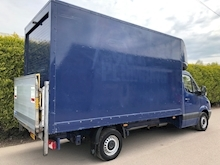 2011 Mercedes Sprinter 313 2.1 Cdi LWB LUTON VAN - TAIL LIFT - Thumb 4