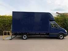 2011 Mercedes Sprinter 313 2.1 Cdi LWB LUTON VAN - TAIL LIFT - Thumb 6