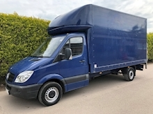 2011 Mercedes Sprinter 313 2.1 Cdi LWB LUTON VAN - TAIL LIFT - Thumb 3