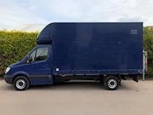 2011 Mercedes Sprinter 313 2.1 Cdi LWB LUTON VAN - TAIL LIFT - Thumb 1