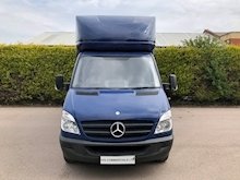 2011 Mercedes Sprinter 313 2.1 Cdi LWB LUTON VAN - TAIL LIFT - Thumb 9