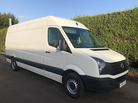 2011 Volkswagen Crafter CR35 2.0 Tdi LWB PANEL VAN