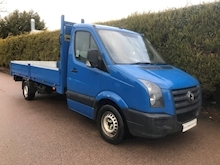 2011 Volkswagen Crafter CR35 2.5 14FT DROPSIDE - Thumb 0