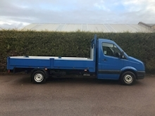 2011 Volkswagen Crafter CR35 2.5 14FT DROPSIDE - Thumb 2