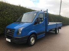 2011 Volkswagen Crafter CR35 2.5 14FT DROPSIDE - Thumb 1