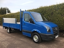 2008 Volkswagen Crafter CR35 2.5 DROPSIDE TAIL LIFT - Thumb 0