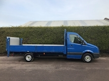 2008 Volkswagen Crafter CR35 2.5 DROPSIDE TAIL LIFT - Thumb 4