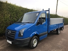 2008 Volkswagen Crafter CR35 2.5 DROPSIDE TAIL LIFT - Thumb 1