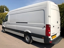 2011 Volkswagen Crafter CR35 Blue 2.5 Tdi LWB HIGH ROOF PANEL VAN - Thumb 4