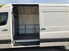 2011 Volkswagen Crafter CR35 Blue 2.5 Tdi LWB HIGH ROOF PANEL VAN - Thumb 9