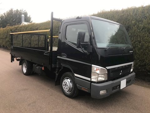 Mitsubishi Fuso Canter 35 3C13  DROPSIDE TAIL LIFT