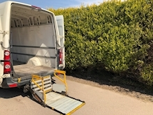 2010 Volkswagen Crafter CR35 2.5 LWB PANEL VAN - AUTOMATED TUCKAWAY TAIL LIFT - Thumb 6