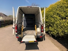 2010 Volkswagen Crafter CR35 2.5 LWB PANEL VAN - AUTOMATED TUCKAWAY TAIL LIFT - Thumb 7