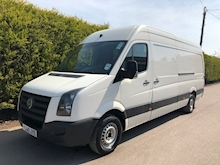 2010 Volkswagen Crafter CR35 2.5 LWB PANEL VAN - AUTOMATED TUCKAWAY TAIL LIFT - Thumb 3