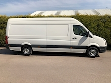 2010 Volkswagen Crafter CR35 2.5 LWB PANEL VAN - AUTOMATED TUCKAWAY TAIL LIFT - Thumb 1
