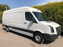 2010 Volkswagen Crafter CR35 2.5 LWB PANEL VAN - AUTOMATED TUCKAWAY TAIL LIFT - Thumb 2
