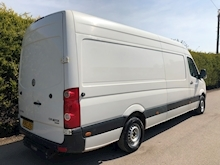 2010 Volkswagen Crafter CR35 2.5 LWB PANEL VAN - AUTOMATED TUCKAWAY TAIL LIFT - Thumb 4