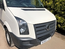 2010 Volkswagen Crafter CR35 2.5 LWB PANEL VAN - AUTOMATED TUCKAWAY TAIL LIFT - Thumb 12