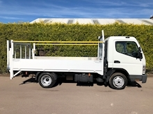2010 Mitsubishi Fuso Canter - 3C13 MWB DROPSIDE - TAIL LIFT - Thumb 1