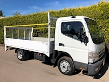 2010 Mitsubishi Fuso Canter - 3C13 MWB DROPSIDE - TAIL LIFT - Thumb 4