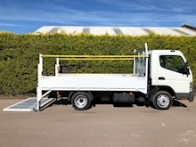 2010 Mitsubishi Fuso Canter - 3C13 MWB DROPSIDE - TAIL LIFT - Thumb 0