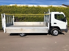 2010 Mitsubishi Fuso Canter - 3C13 MWB DROPSIDE - TAIL LIFT - Thumb 2