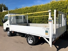 2010 Mitsubishi Fuso Canter - 3C13 MWB DROPSIDE - TAIL LIFT - Thumb 7