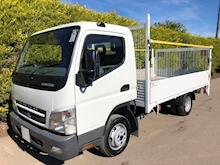 2010 Mitsubishi Fuso Canter - 3C13 MWB DROPSIDE - TAIL LIFT - Thumb 5