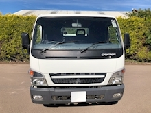 2010 Mitsubishi Fuso Canter - 3C13 MWB DROPSIDE - TAIL LIFT - Thumb 8