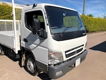 2010 Mitsubishi Fuso Canter - 3C13 MWB DROPSIDE - TAIL LIFT - Thumb 10