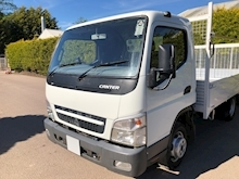2010 Mitsubishi Fuso Canter - 3C13 MWB DROPSIDE - TAIL LIFT - Thumb 11