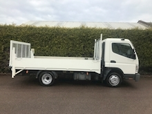 2010 Mitsubishi Fuso Canter 3C13 MWB DROPSIDE - TAIL LIFT - Thumb 9