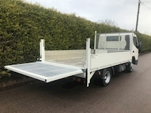 2010 Mitsubishi Fuso Canter 3C13 MWB DROPSIDE - TAIL LIFT - Thumb 4
