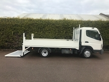 2010 Mitsubishi Fuso Canter 3C13 MWB DROPSIDE - TAIL LIFT - Thumb 0