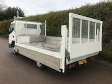 2010 Mitsubishi Fuso Canter 3C13 MWB DROPSIDE - TAIL LIFT - Thumb 7